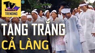 Tang tóc nhuộm trắng trong căn nhà 4 người mất do tai nạn giao thông ở Tây Ninh