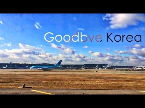 Goodbye Korea. Hello Japan!
