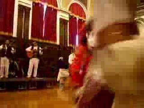 Ecuador Baile De Cayambe
