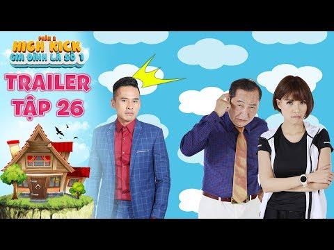 Gia đình là số 1 Phần 2 |trailer tập 26: Minh Ngọc bất mãn phẫn nộ vì gia đình vợ sỉ nhục xem thường