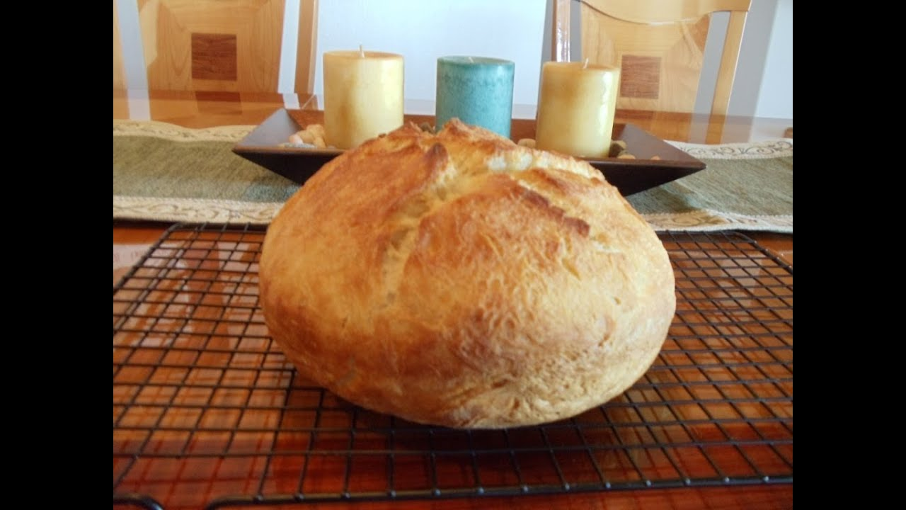 Introduction To No Knead Beer Bread A K A Artisan Yeast