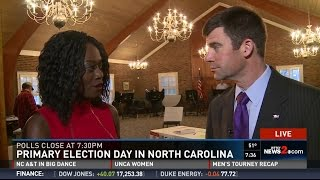 HPU Professor Discusses Poll Results for North Carolina Primary