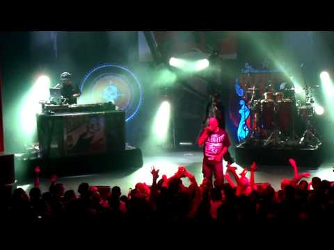 Cypress Hill - A to the K - La cigale 2010