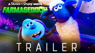 Shaun the Sheep Movie: Farmagedd HD