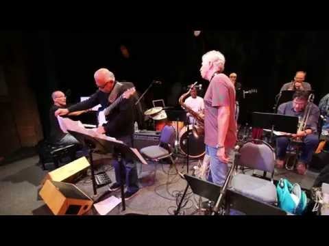 """It's Your Thing"" Bob Mintzer Big Band Rehearsal 10-9-14 at Manchester Craftsman's Guild"