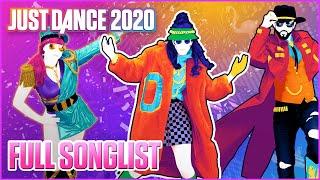 Just Dance 2020: Full Song List   Ubisoft [US]