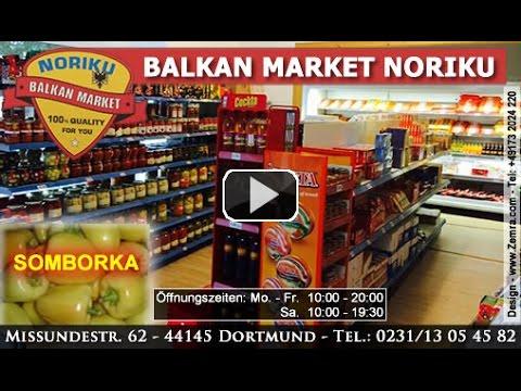 Gezuar Vitin e RI 2015 - Balkan Market Noriku ne DORTMUND