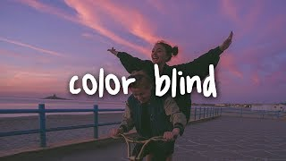 Diplo - Color Blind (ft. Lil Xan) // Lyrics