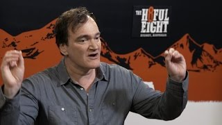 Quentin Tarantino Talks Watching His Own Films, Aussie Audiences and Collecting Vinyl