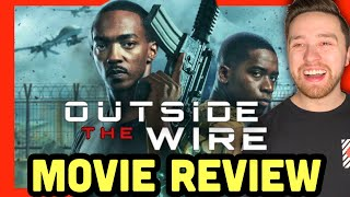 Outside the Wire - Movie Review | Netflix