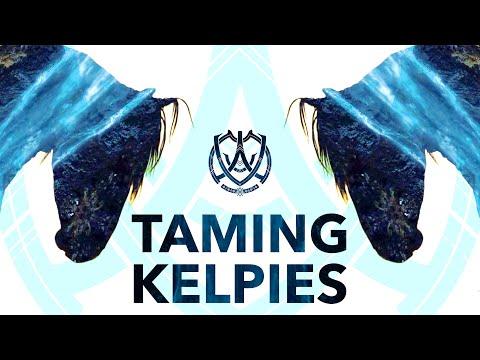 Muva - Taming Kelpies