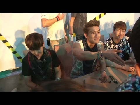 SUPER JUNIOR-M 슈퍼주니어-M '2013 Break Down Fan Party' Highlight Clip