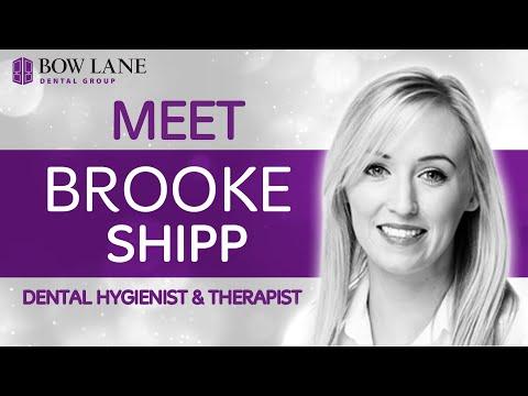 Meet Brooke Shipp, Dental Hygienist