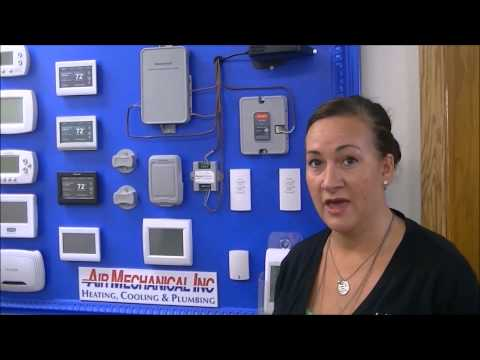 Air Mechanical Talks Thermostats