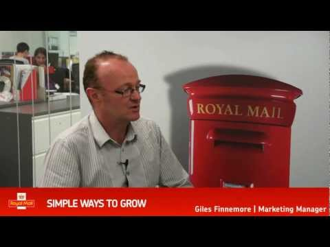 NewZapp and Royal Mail join forces.