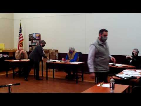 Dannemora Town Board Meeting  2-24-21