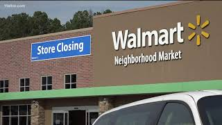 Walmart grocery store closing in Lithonia