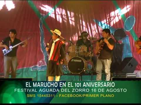 NAHUEL RUIZ NIEVA EL MARUCHO EN VIVO ANIVERSARIO DE AGUARAY 2012.flv