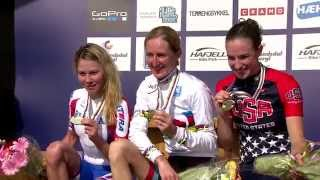 Bikers Rio Pardo | Vídeos | Vídeo: melhores momentos da Elite Feminino do cross country no Mundial de MTB