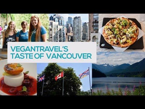 VeganTravel's Taste of Vancouver