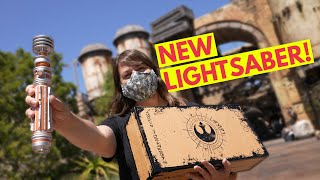 Galaxy's Edge Gets Leia Lightsaber & More! [May The 4th in Batuu]