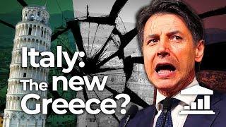 Italy, the new Eurocrisis? - VisualPolitik EN