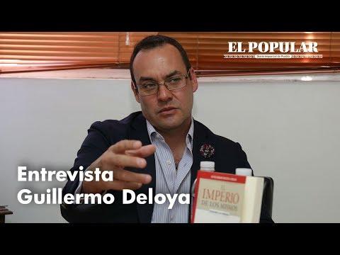 Guillermo Deloya: Con Doger ni a la esquina