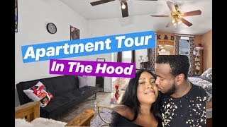RATCHET APARTMENT TOUR | IN THE HOOD