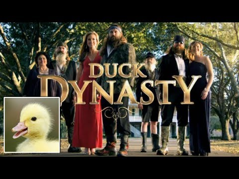 Duck Dynasty Family Ducks Behind The Bible   Quacking Under Pressure - Smashpipe News
