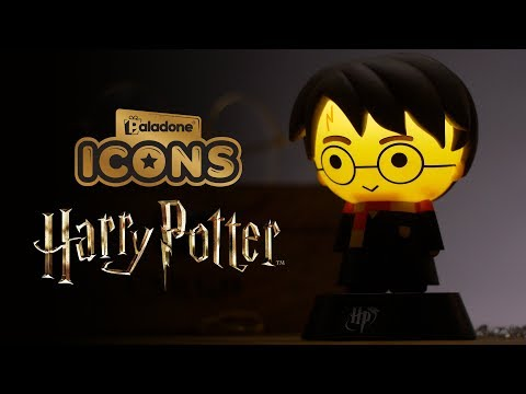 video Harry Potter Icon Light