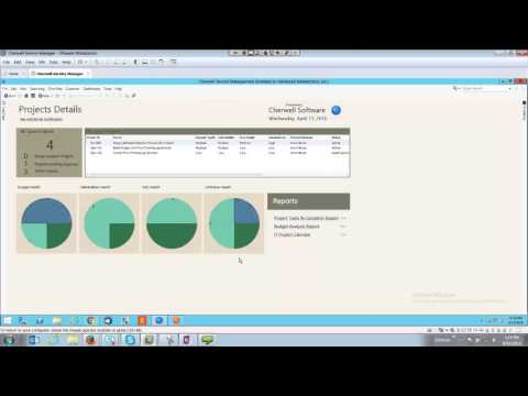 Cherwell Project Management - Using ITPT within Cherwell