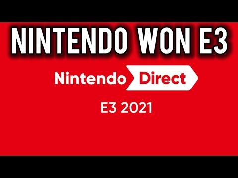 Nintendo won E3 2021.... | MVG