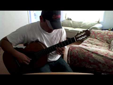MI VIEJO-Piero - guitarra Clasica - Jose Garcia
