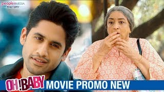 Naga Chaitanya In 'Oh Baby' New Promo- Samantha..