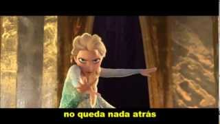 Frozen - Libre Soy - Letra en versión Español Latino - Elsa