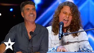 His Cover Of QUEEN Amazes Simon Cowell on America's Got Talent 2021   Got Talent Global