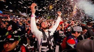 Raptors fans across Canada react to NBA championship win