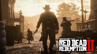 Red Dead Redemption 2 - Primo trailer gameplay ufficiale