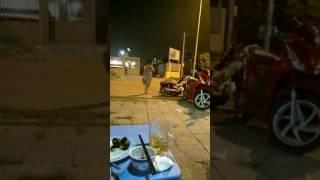 Thanh niên say xỉn,hổ báo  và cái kết