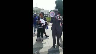 ERIC TATAW COVERAGE -THAT TIME FOR INDEPENDENCE IS NOW BIGGEST DEMONSTRATION EVER IN WHITEHOUSE