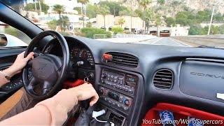 Corvette C5 w/ Corsa Exhaust Sounds Demoniac!
