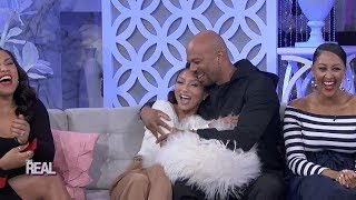 Jeannie's Priceless Reaction to Her #MCM, Common
