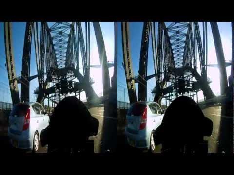3D GoPro highlights