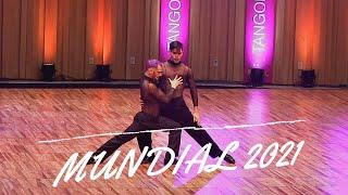 Mundial de tango 2021, categoria escenario, Federico Carrizo, Juan Segui Buenos Aires