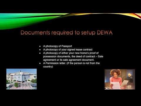 DEWA Account