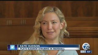 Stars of film about Thurgood Marshall's life talk about their time in WNY