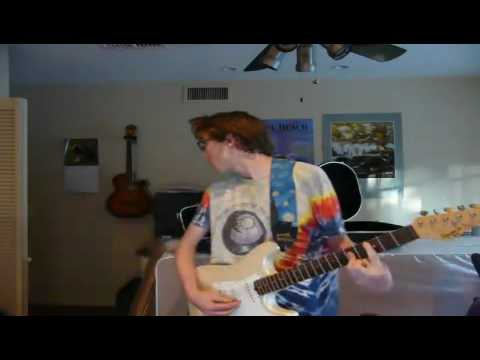 Who The Hell Am I? by Hoobastank; on Guitar