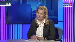 Актуальное интервью Галина Титова