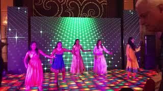 Yaro yaaordi   Alaipayuthe   Kriya Wedding & Sangeet Choreography