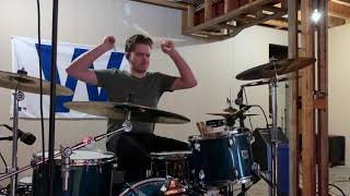Taylor Swift- Don't Blame Me (Drum Cover)